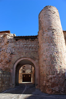 Puerta del Hierro, el acceso de los comerciantes al mercado medieval