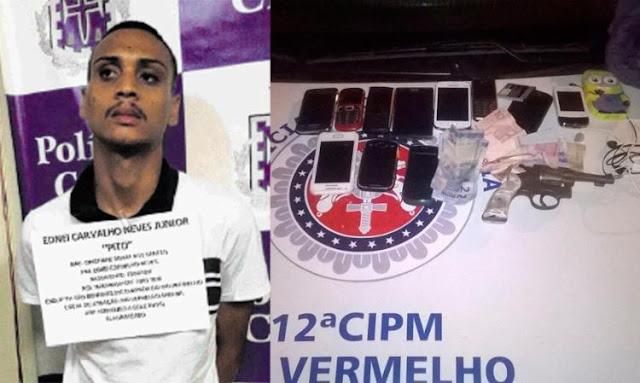 Motorista de ônibus facilitava assaltos no transporte público em Salvador