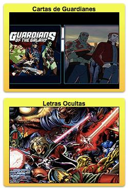 Juegos de Guardianes de la Galaxia para jugar online