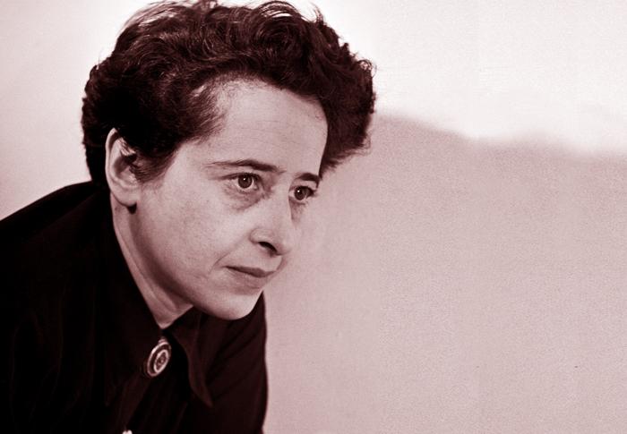 Biografía de Hannah Arendt