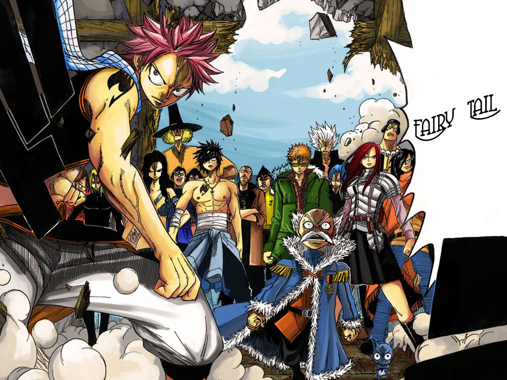 Fairy Tail Guild Wallpaper Hd Anime Wallpapers: Fair...