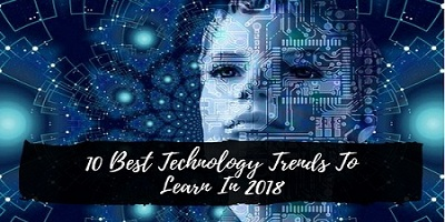 Technology Trends 2018