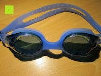 Erfahrungsbericht: »Snake« Schwimmbrille, 100% UV-Schutz + Antibeschlag. Starkes Silikonband + stabile Box. TOP-MARKEN-QUALITÄT! Große Farbauswahl.