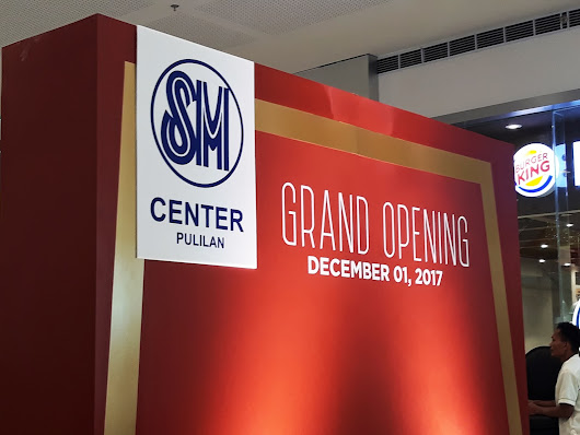 Check out the Newly Opened SM Center Pulilan