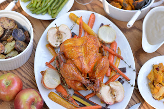 Giving Thanks Recipes