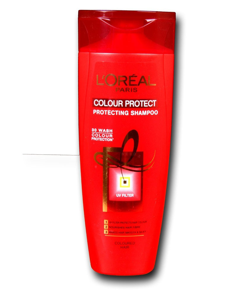 Loreal Paris Colour Protect Protection Shampoo 330 ML