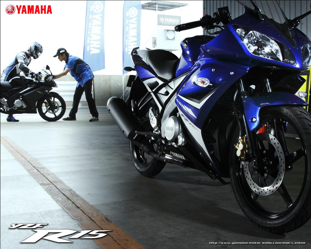 Foto Modifikasi Yamaha Byson R Full Fairing Mirip R