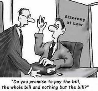 funny lawyer cartoon joke