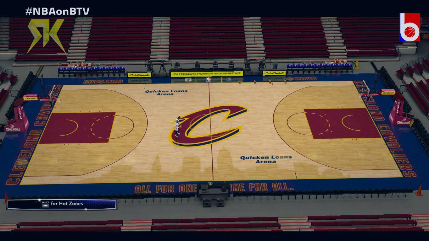 cab07cfe39e 30-Team NBA Court Update Pack by Kieler 2K!   Medevenx