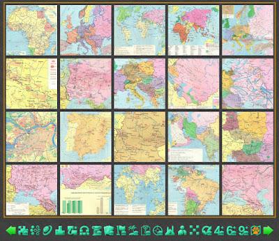 Исторически Карти HD