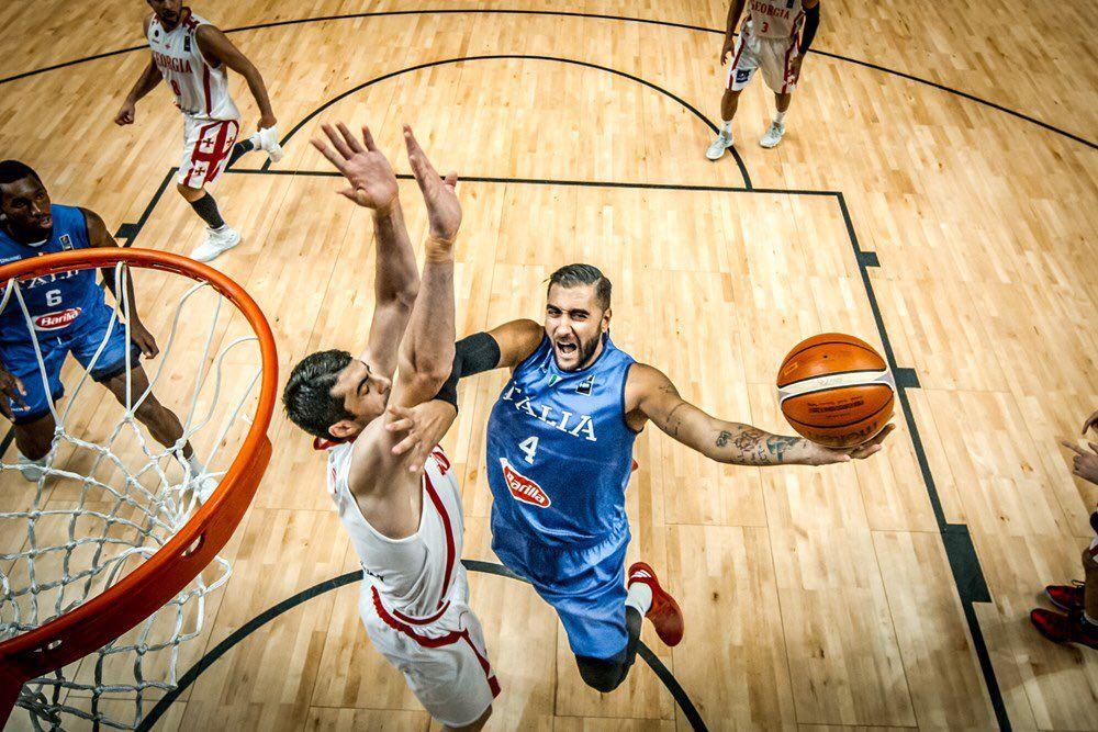 ITALIA-FINLANDIA Streaming Video Diretta TV: dove vedere gli ottavi di finale di Euro Basket 2017