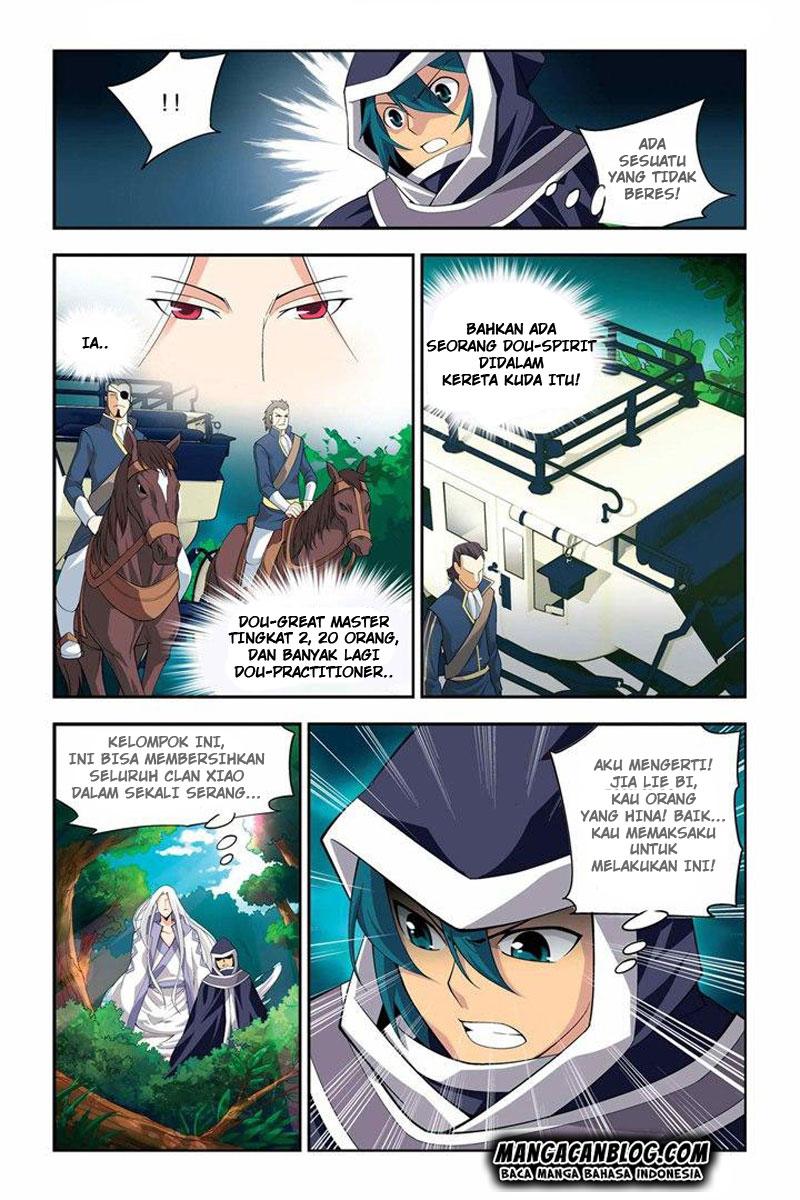 Battle Through Heaven Chapter 18-12