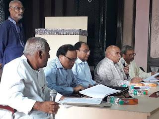 reservch-management-change-in-sanskrit-university-darbhanga