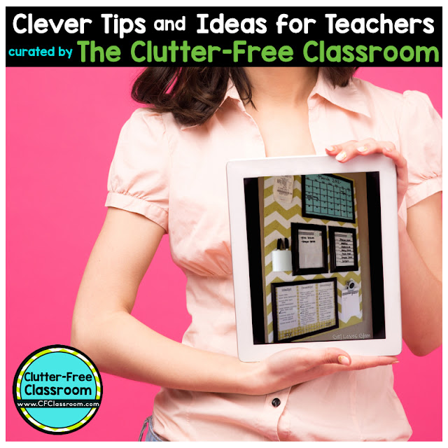 Being an organized teacher will save you time, make you more effective and allow you to enjoy teaching more. This creative system will help you stay on top of everything you need to do in the classroom.
