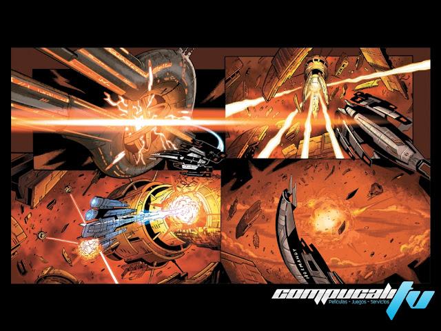 Mass Effect 3 Genesis 2 DLC Expansión PC
