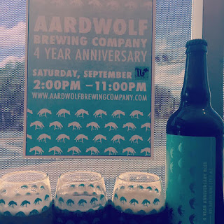 Aardwolf 4-Year Anniversary Party - Saturday, September 16