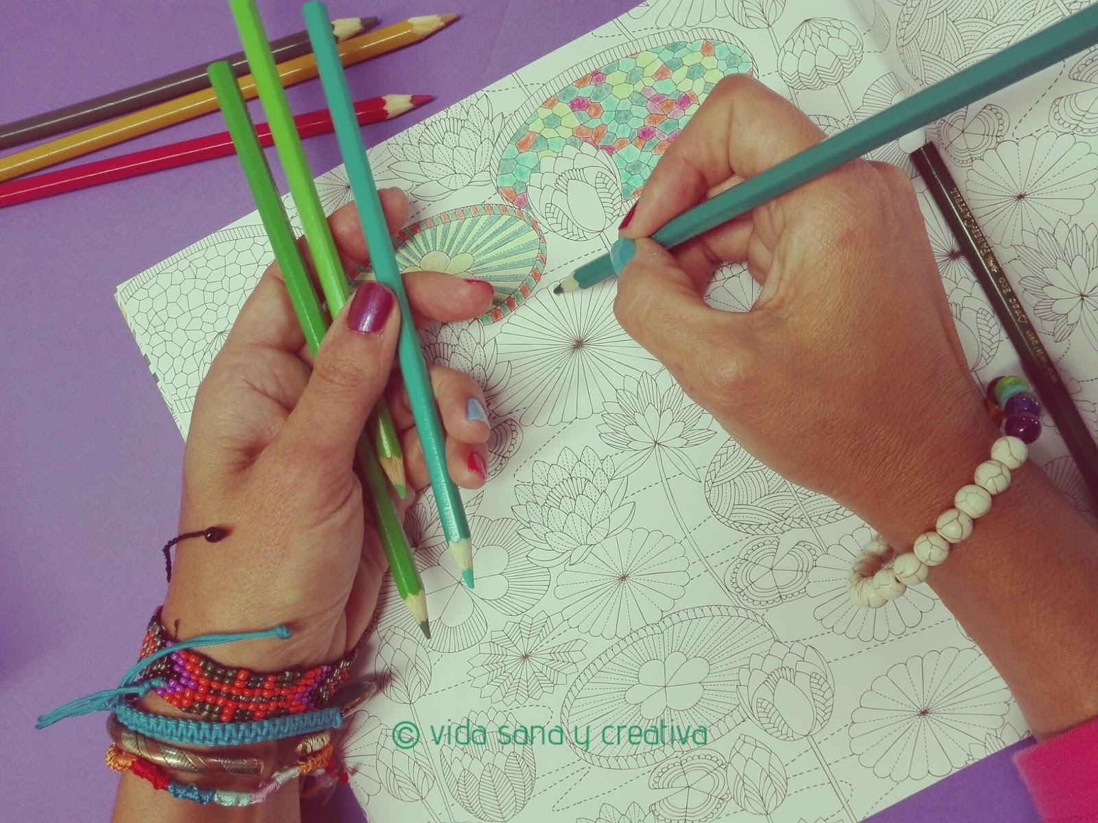 Vida sana y creativa: Millie Marotta: coloreando nuestro paraíso ...