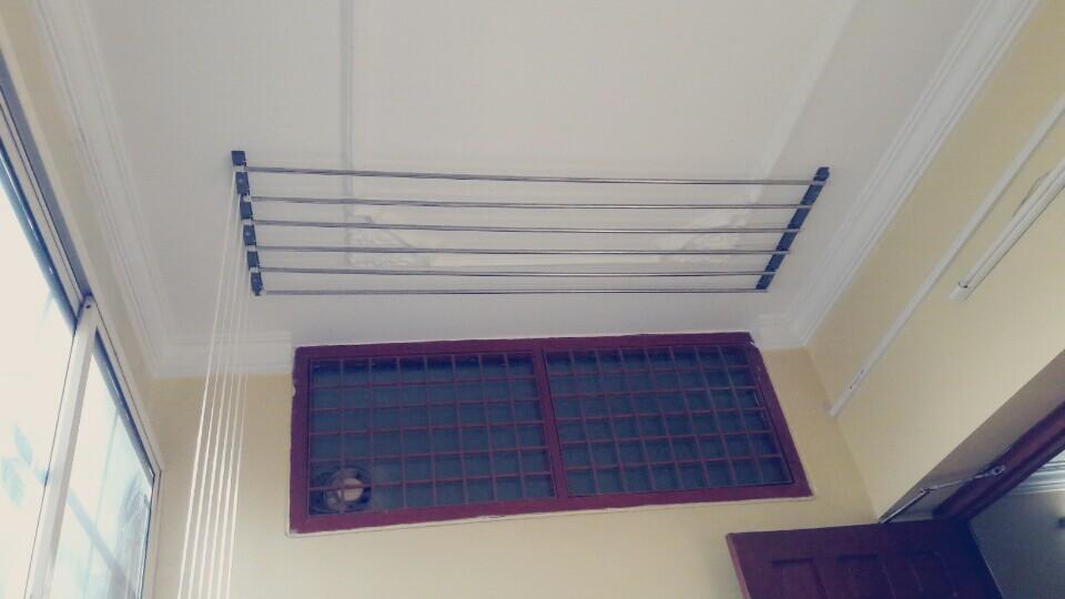 Ceiling Clothes Hanger Manikonda Call 9290703352