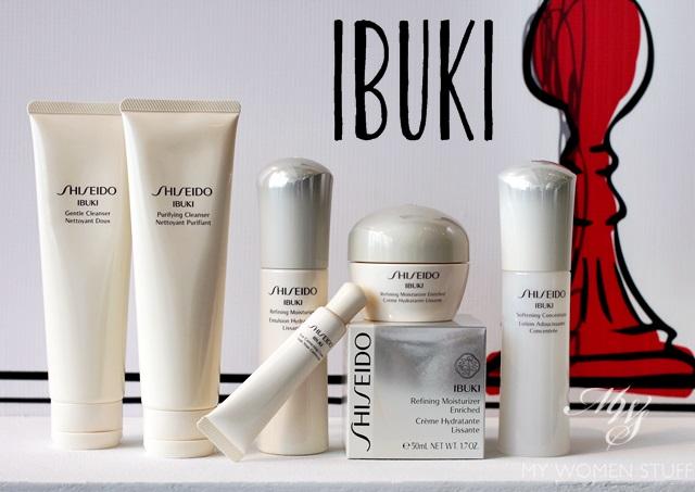 shiseido, mỹ phẩm gào sử dụng, gào, mỹ phẩm nhật bản, mỹ phẩm cao cấp, shiseido cle de peau, collagen ex sheseido, ibuki, shiseido ibuki