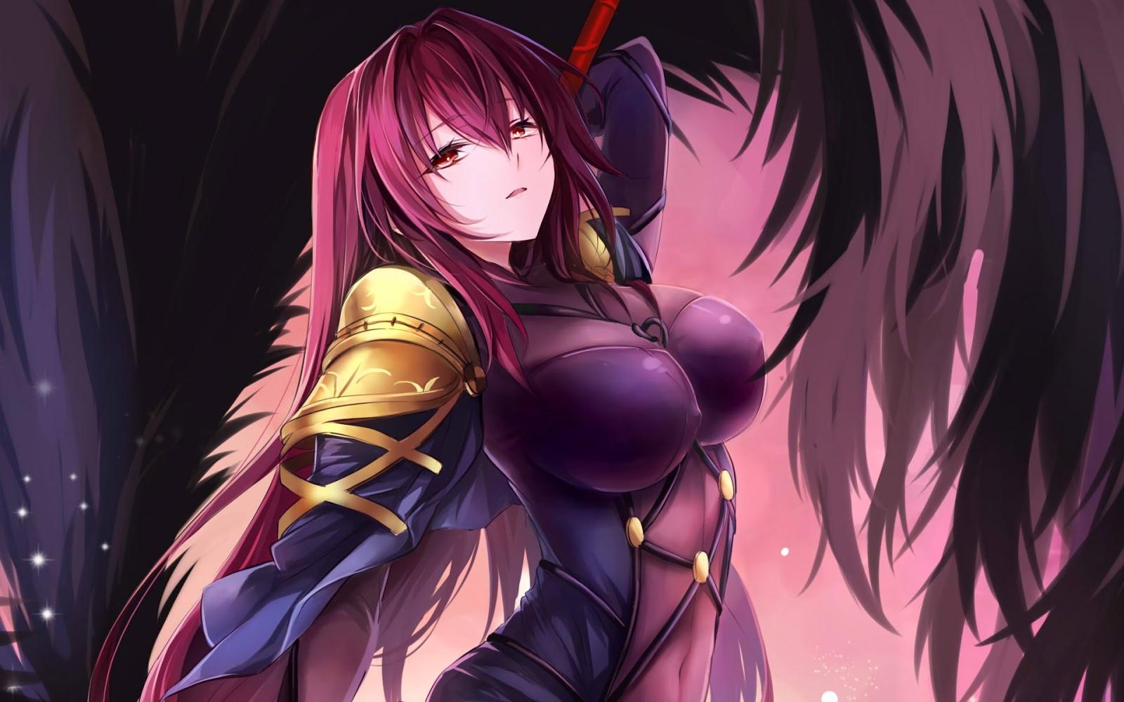 Fate AowVN%2B%252845%2529 - [ Hình Nền ] Anime Fate/GrandOrder tuyệt đẹp Full HD | Wallpaper