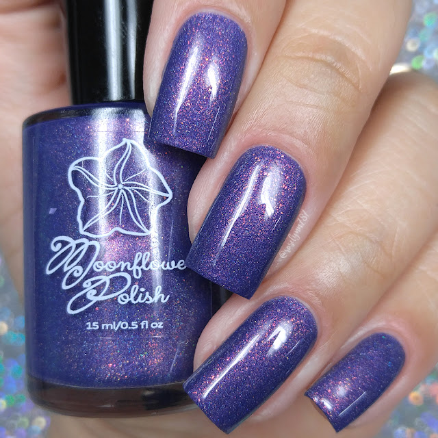 Moon Flower Polish - One More Light