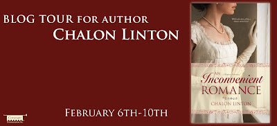 An Inconvenient Romance by Chalon Linton + $25 and Book Giveaway