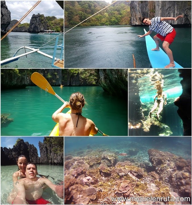 Island-hopping-tour-privado-Palawan