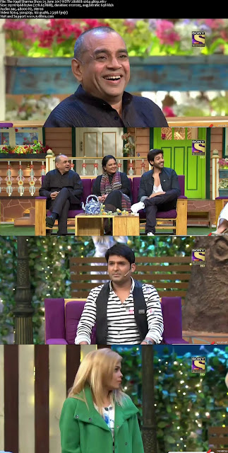 The Kapil Sharma Show 25 June 2017 HDTV 480p