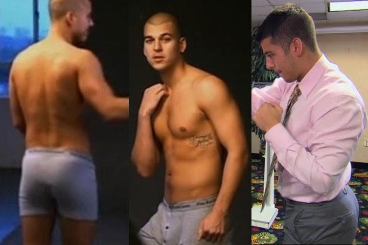 Male Celeb Screencaps: Rob Kardashian Underwear Screenshots
