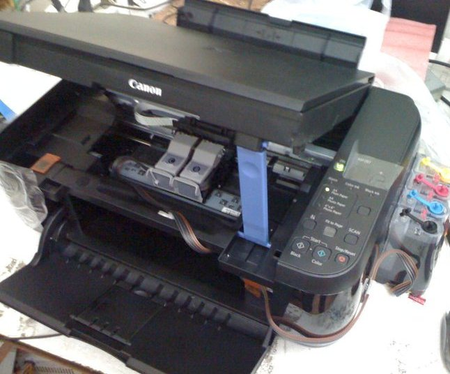 Cara Reset Printer Canon Mp287 Error E04