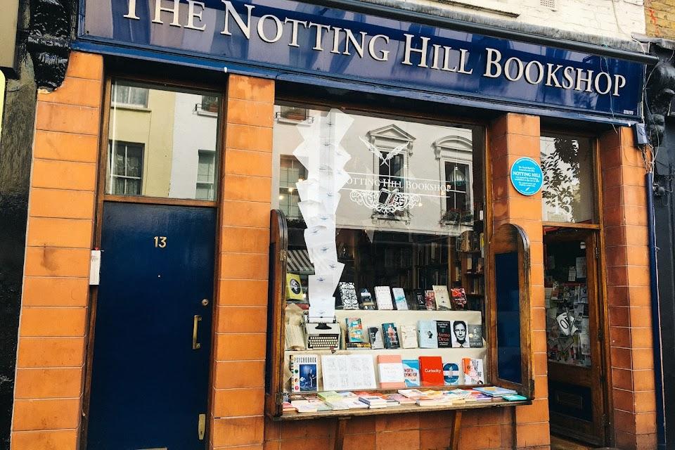 ノッティングヒル・ブックショップ(The Notting Hill Bookshop)
