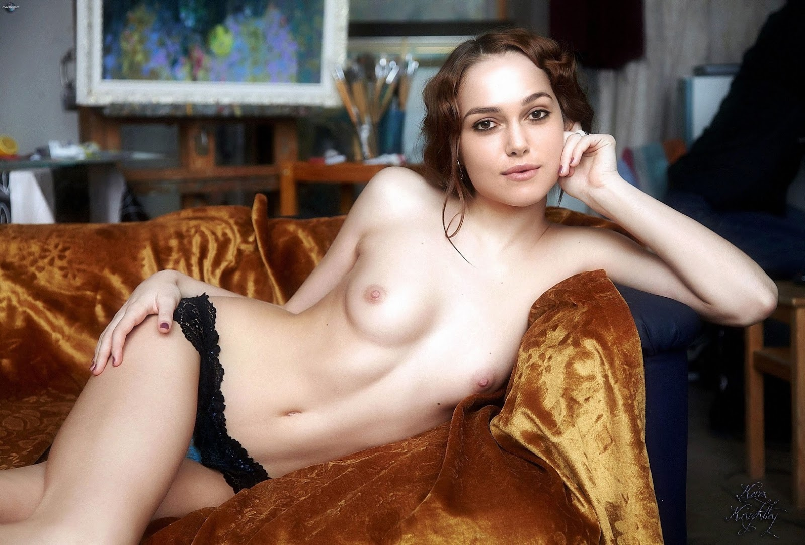 Sexy Keira Knightley Pics