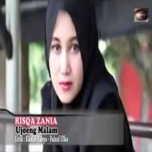 Download MP3 RIZQA ZANIA - Ujoeng Malam