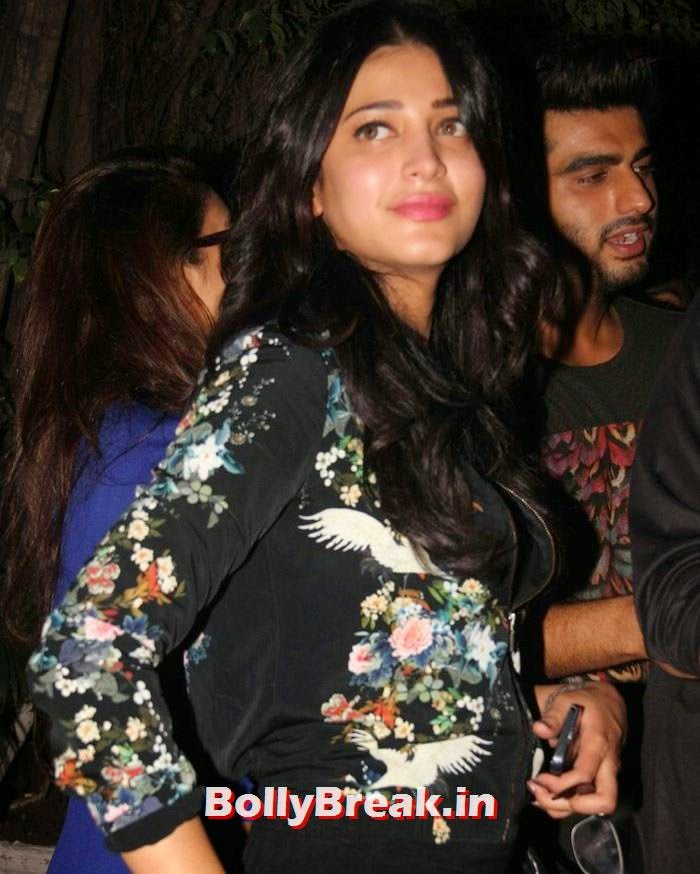 Shruti Hassan, Varun, Yami, Shruti, Nargis Pics from Badlapur Movie Wrap up party