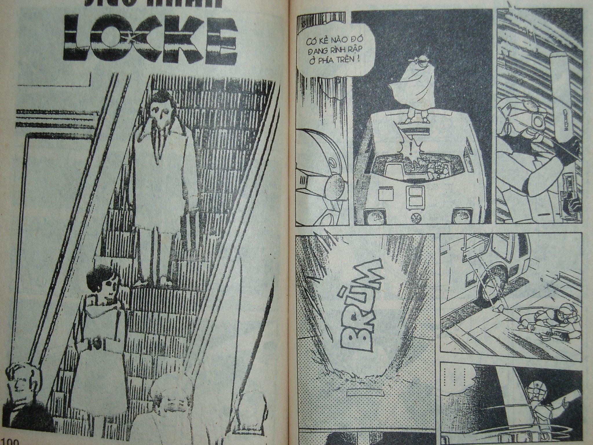 Siêu nhân Locke vol 16 trang 49