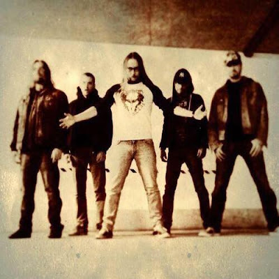 Blood Mortized - band