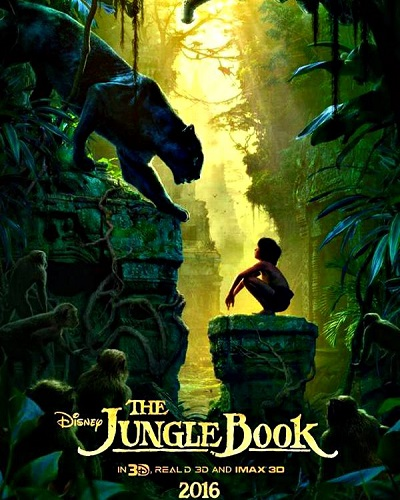 Download Film The Jungle Book (2016) Cam Subtitle Indonesia
