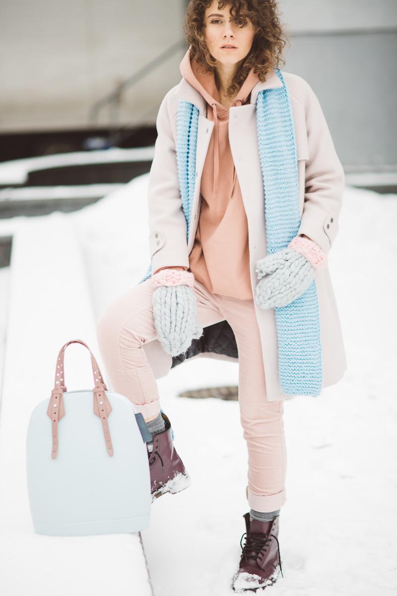 мода зима 2017
