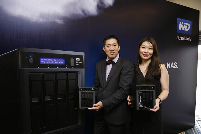 WD®INTRODUCES HIGH-PERFORMANCE FOUR-BAY PERSONAL CLOUD STORAGE SYSTEM 8