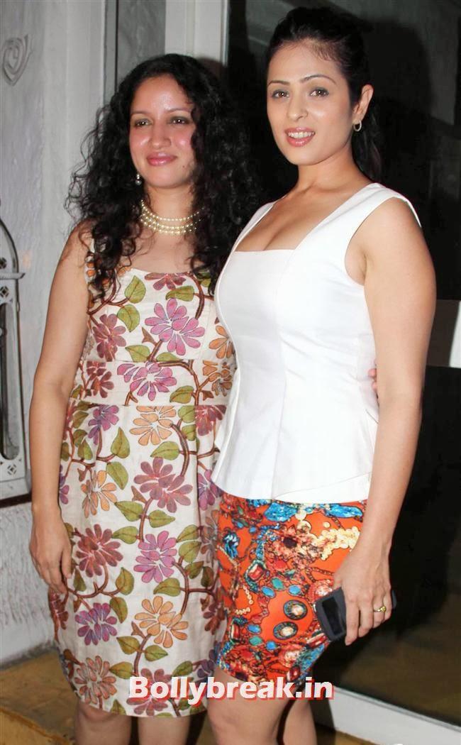 Anjana Sukhani and Priyanka Sinha