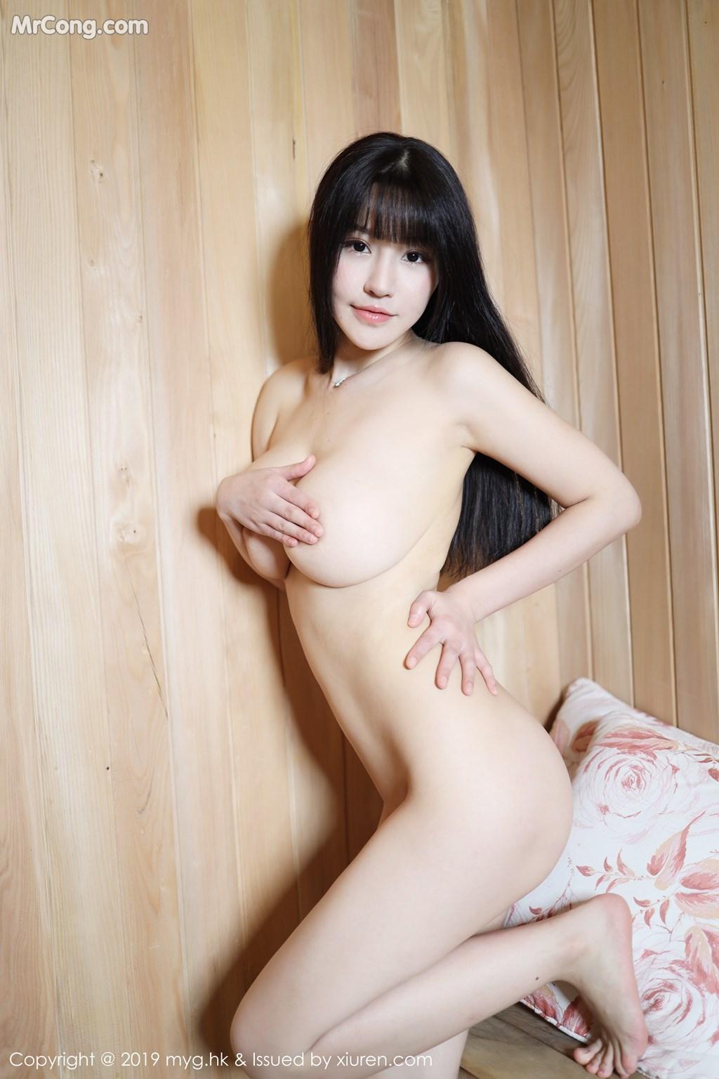 MyGirl Vol.393: Zhu Ke Er (Flower朱可儿) (57P)