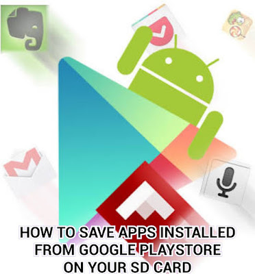How to Easily Extract and Save Apps Downloaded from Google PlayStore on Your SD card