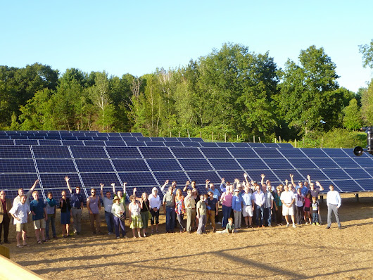 Community Solar is Picking Up Steam