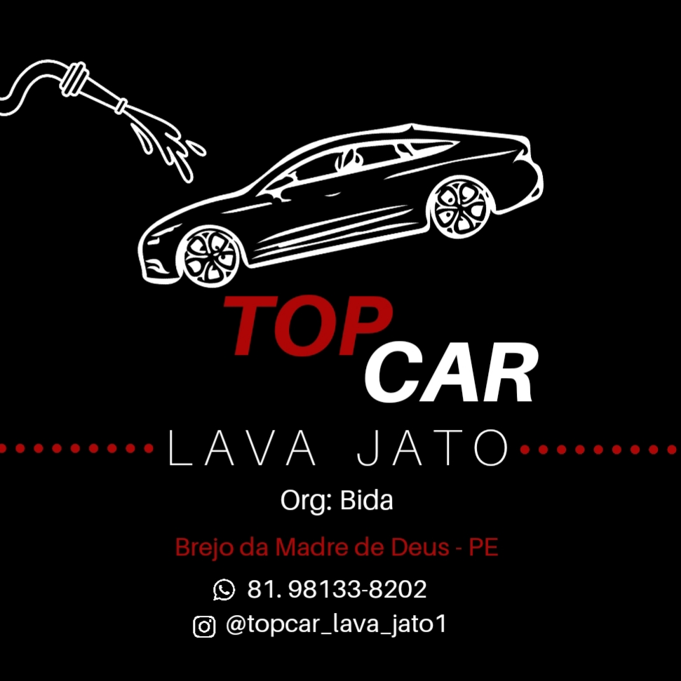 Top Car - Lava Jato