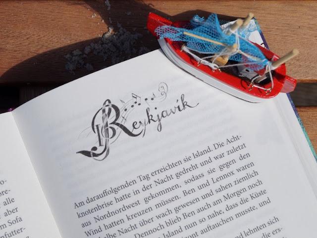 Alea Aquarius: Das Geheimnis der Ozeane (Buchrezension + Verlosung): Band 3 der spannenden Meermädchen Saga von Tanya Stewner. Auf nach Island!