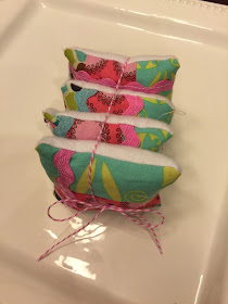 Spearmint Rice Bag Hand Warmers Tutorial