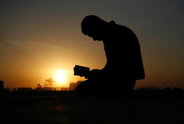 Untuk Mereka yang Menangis karena Dosa