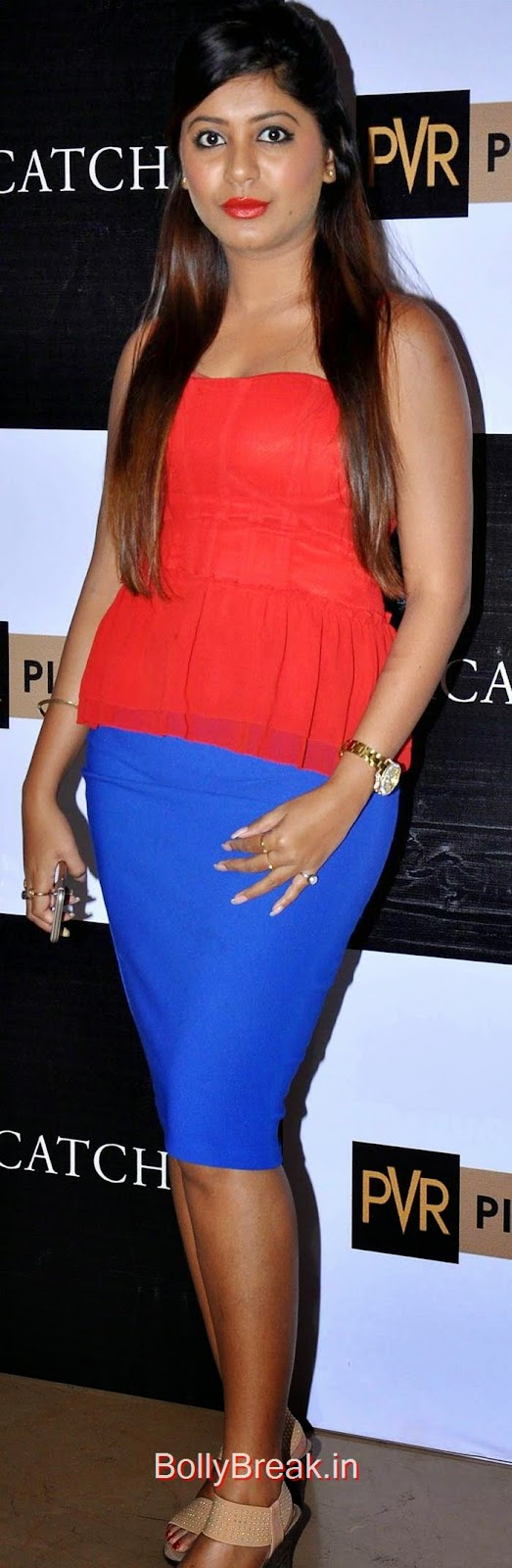"Sejal Mandavia, Komal Jha, Yuvika Chowdary At ""Foxcatcher"" Premiere"