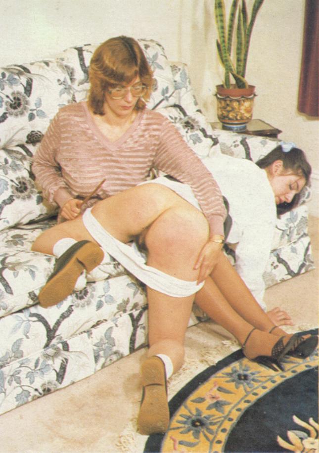 real teacher spanking