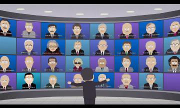 South Park Episodio 18x01 Jódete